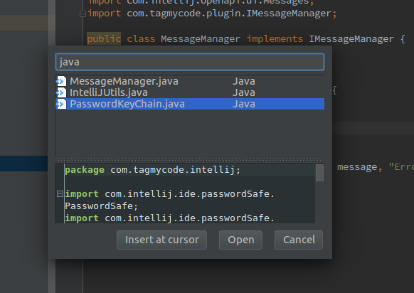 quick_search_intellij